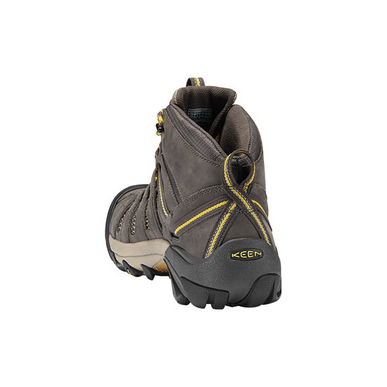 KEEN Men VOYAGEUR MID raven/tawny olive On Sale