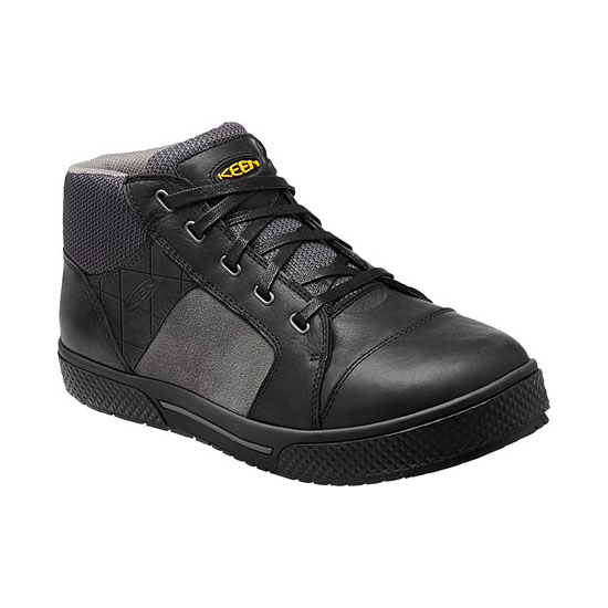 KEEN Men black/gargoyle DESTIN MID Outlet Store