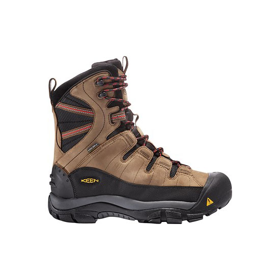 Men KEEN SUMMIT COUNTY dark earth/bossa nova Outlet Online