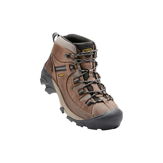 Men KEEN TARGHEE II MID WIDE shitake/brindle Outlet Online