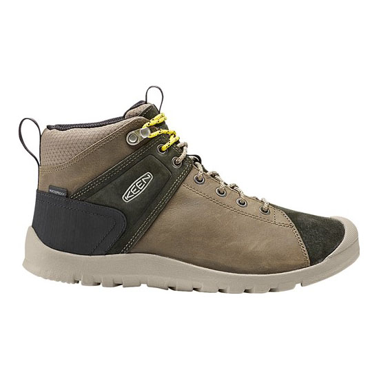 KEEN Men brindle/warm olive CITIZEN WATERPROOF BOOT Outlet Store