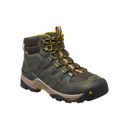 KEEN Men forest night/warm olive GYPSUM II WATERPROOF BOOT Outlet Store