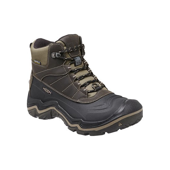KEEN Men black olive/brindle DURAND POLAR SHELL Outlet Store