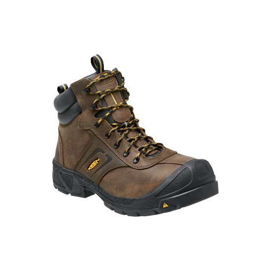 Men KEEN WARREN ESD dark earth Outlet Online