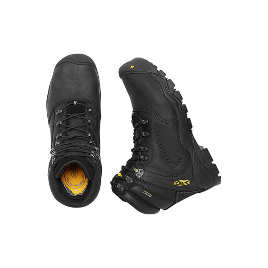 "Cheap KEEN LOUISVILLE 6"" Men black Online"