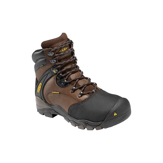 "Cheap KEEN LOUISVILLE 6"" Men slate black Online"