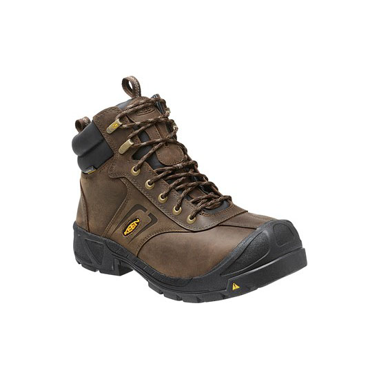 KEEN Men WARREN WATERPROOF cascade brown On Sale
