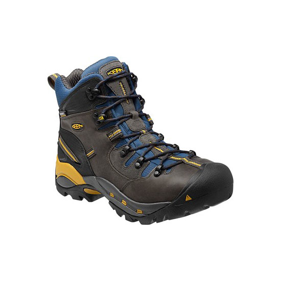 Men KEEN PITTSBURGH raven/yellow Outlet Online