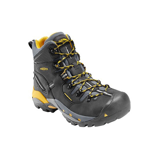 Cheap KEEN PITTSBURGH Men black Online