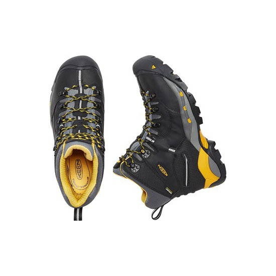 KEEN Men black PITTSBURGH Outlet Store