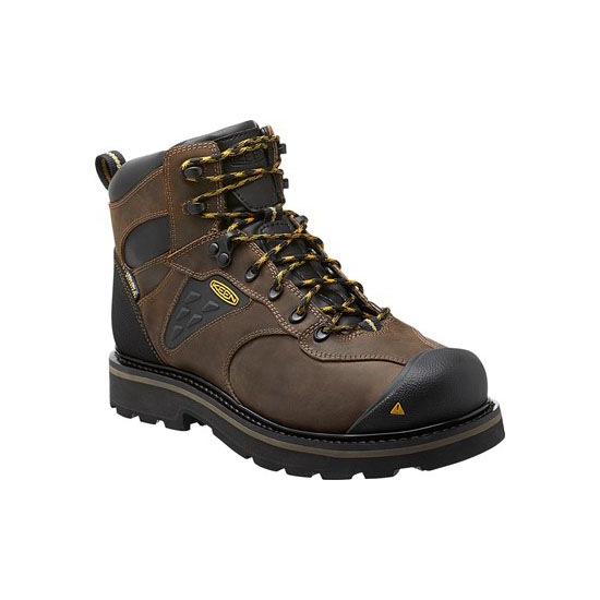 Cheap KEEN TACOMA WATERPROOF (SOFT TOE) Men cascade brown Online