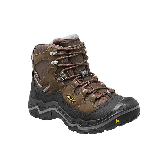 KEEN Men MONMOUTH MID WATERPROOF (SOFT TOE) cascade brown/gargoyle On Sale