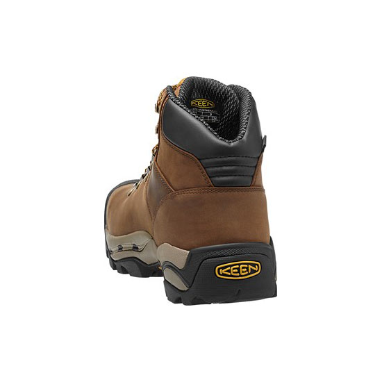 Men KEEN CLEVELAND cascade brown/inca gold Outlet Online