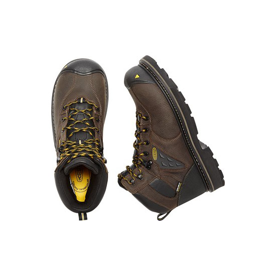 KEEN Men TACOMA WATERPROOF cascade brown/tawny olive On Sale