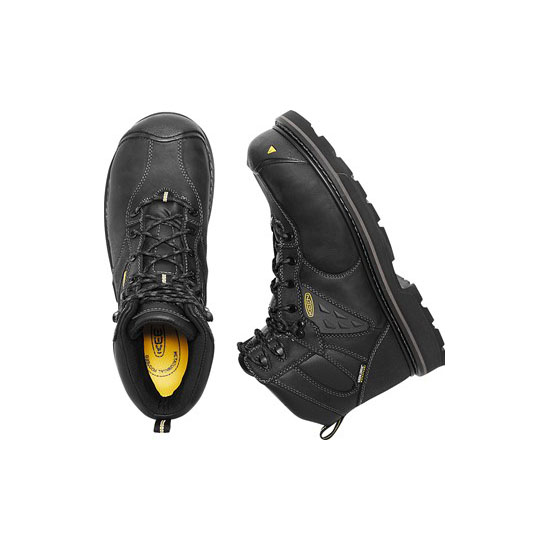 KEEN Men black TACOMA WATERPROOF Outlet Store