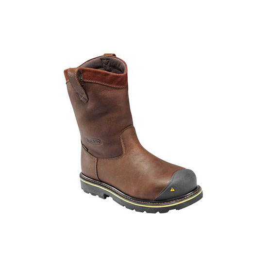 Men KEEN DALLAS WELLINGTON dark brown Outlet Online