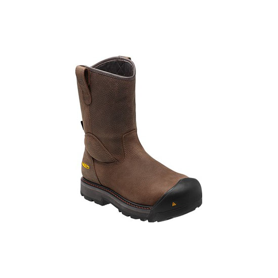 KEEN Men cascade brown MILWAUKEE WELLINGTON Outlet Store