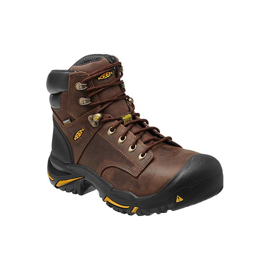 "Men KEEN MT VERNON 6"" cascade brown Outlet Online"