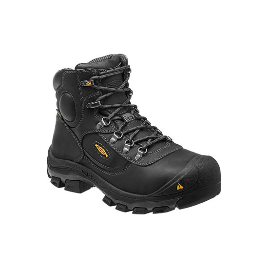 "KEEN Men LEAVENWORTH INTERNAL MET 6"" black On Sale"