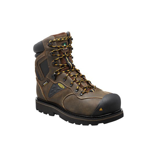 Men KEEN TACOMA XT CSA cascade brown Outlet Online