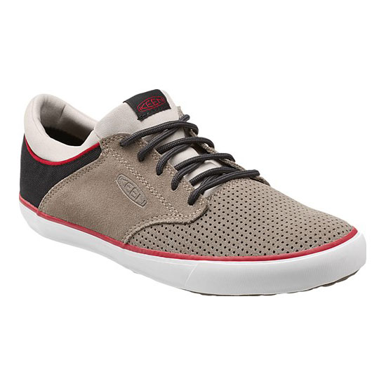 Cheap KEEN GHI LACE SUEDE Men brindle Online