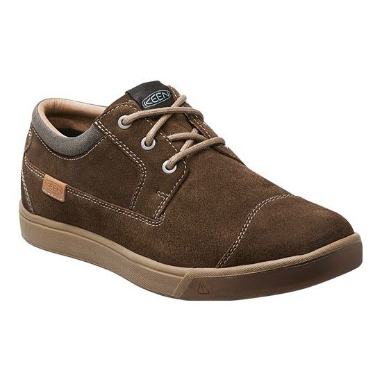 Men KEEN GLENHAVEN SUEDE cascade brown Outlet Online
