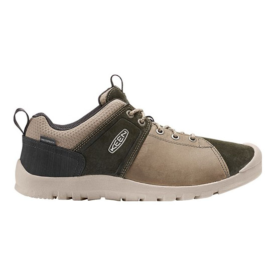 KEEN Men brindle/warm olive CITIZEN KEEN WATERPROOF Outlet Store