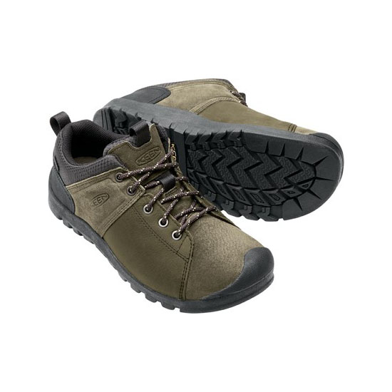 KEEN Men caper/nugget CITIZEN KEEN WATERPROOF Outlet Store
