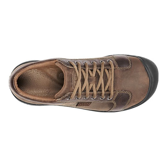 KEEN Men chocolate brown AUSTIN Outlet Store