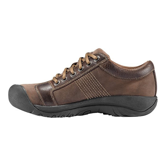 Men KEEN AUSTIN chocolate brown Outlet Online