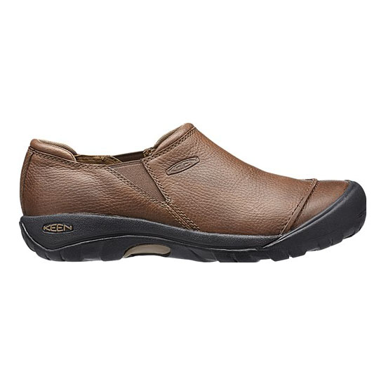 Cheap KEEN AUSTIN SLIP-ON Men cascade brown Online