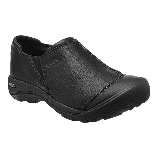 KEEN Men black AUSTIN SLIP-ON Outlet Store