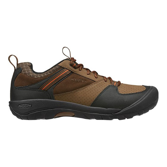 Men KEEN MONTFORD dark earth Outlet Online