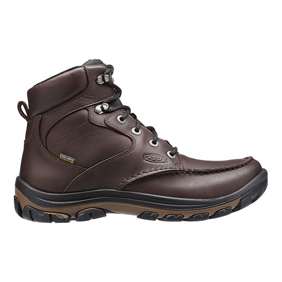 KEEN Men ANCHOR PARK BOOT WP brown On Sale