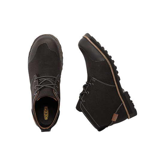 Cheap KEEN THE 59 CHUKKA Men black Online
