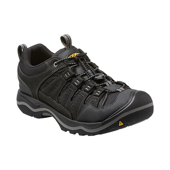 Men KEEN RIALTO TRAVELER black Outlet Online