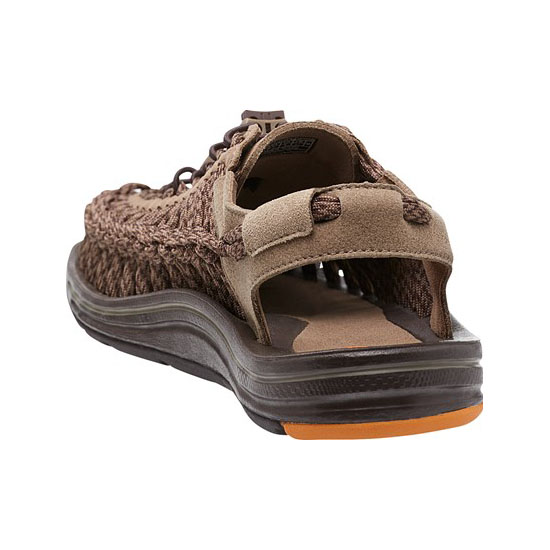 Cheap KEEN UNEEK FLAT CORD Men shitake/coffee bean Online