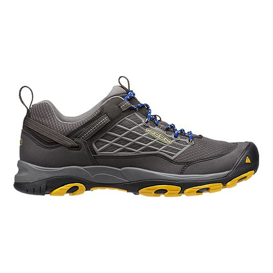 Men KEEN SALTZMAN raven/spectra yellow Outlet Online