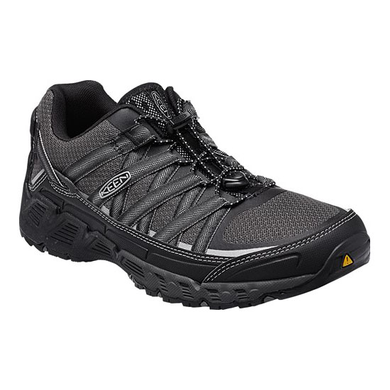 KEEN Men black/raven VERSATRAIL Outlet Store
