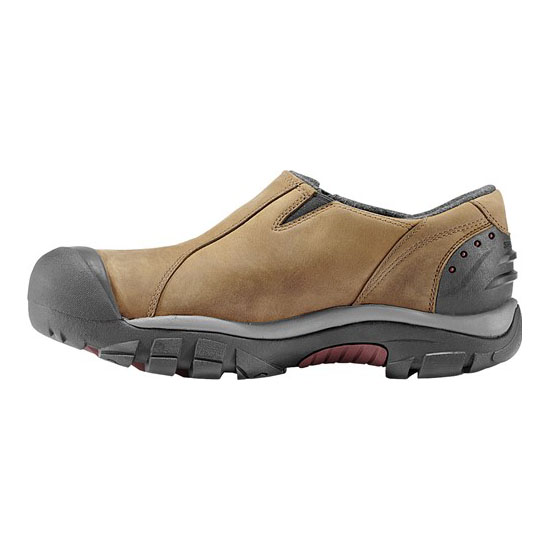 Men KEEN BRIXEN LOW slate black/madder brown Outlet Online