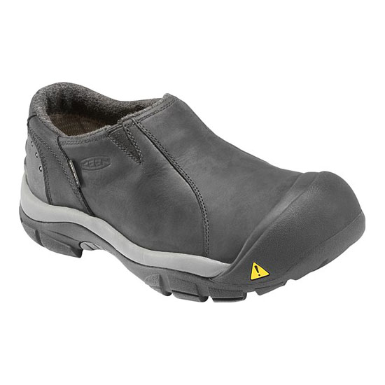 KEEN Men BRIXEN LOW black/gargoyle On Sale