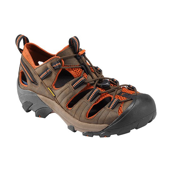 KEEN Men black olive/bombay brown ARROYO II Outlet Store
