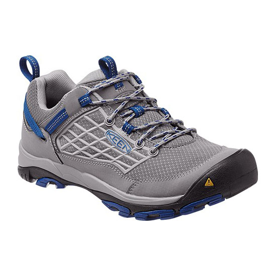KEEN Men gargoyle/true blue SALTZMAN Outlet Store