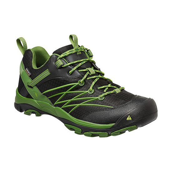 Men KEEN NASU WP tree top/black Outlet Online