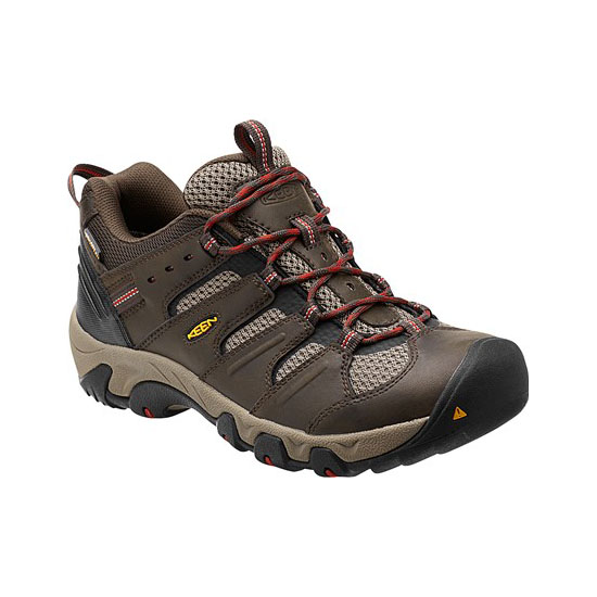 KEEN Men black olive/bossa nova KOVEN WP Outlet Store