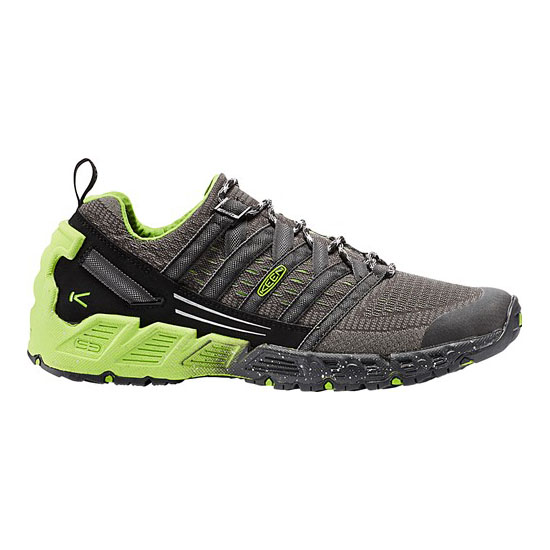 Cheap KEEN VERSAGO Men black/greenry Online
