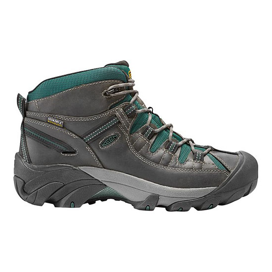 KEEN Men TARGHEE II MID beluga/junebug On Sale