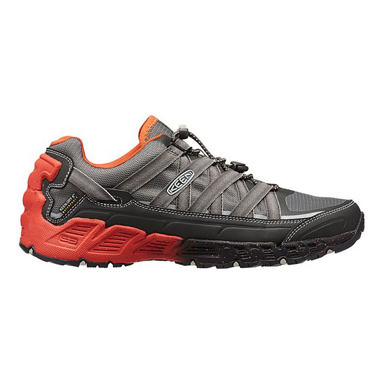 KEEN Men VERSATRAIL WATERPROOF raven/burnt ochre On Sale