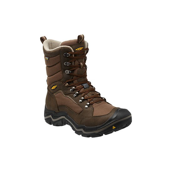KEEN Men cascade brown/brindle DURAND POLAR WP Outlet Store