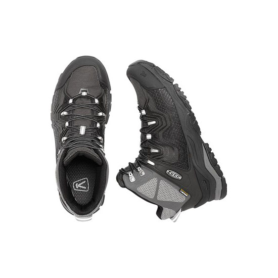 Men KEEN APHLEX WATERPROOF BOOT black/black Outlet Online